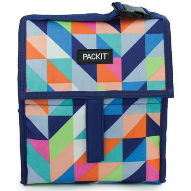 PackIt Freezable Lunch Bag Paradise Breeze