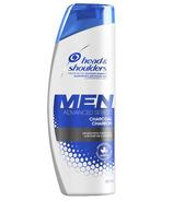 Head & Shoulders Men Advanced Charcoal Shampoo to Deep Clean & Detox