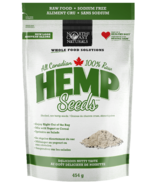 North Coast Natural Raw Hemp Seeds