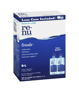 Bausch & Lomb Renu Fresh Multi-Purpose Solution Twin Pack