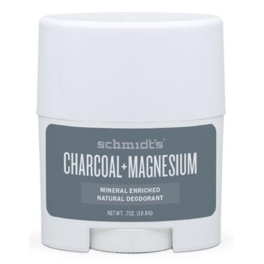 Schmidt\'s Deodorant Charcoal & Magnesium Deodorant Travel Size