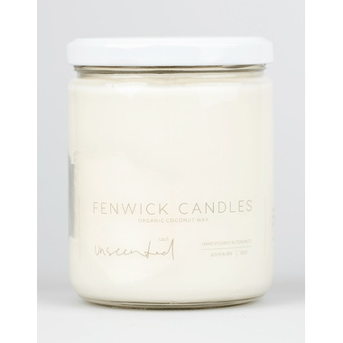 Fenwick Candles No.8 Unscented Large