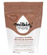 Milkin' More Lactation Cookies Triple Chocolate Explosion