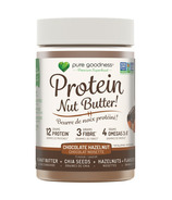 Pure Goodness Protein Peanut Butter Spread Chocolate Hazelnut