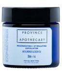 Province Apothecary Regenerating & Stimulating Exfoliator