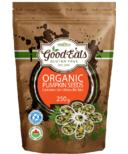 Pilling Foods Good Eats Organic Pumpkin Seeds