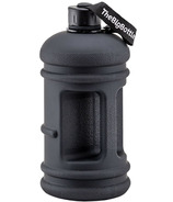 The Big Bottle Co Jet Black 1.5L Commuter Water Bottle
