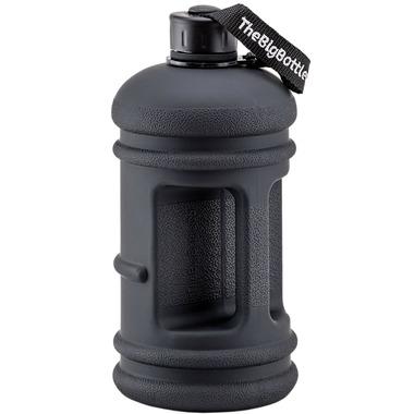 The Big Bottle Co Jet Black 1.5L Commuter Water Bottle