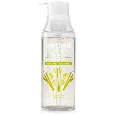 Method Kitchen Gel Hand Wash Lemongrass