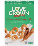 Love Grown Cinnamon Power O's Cereals