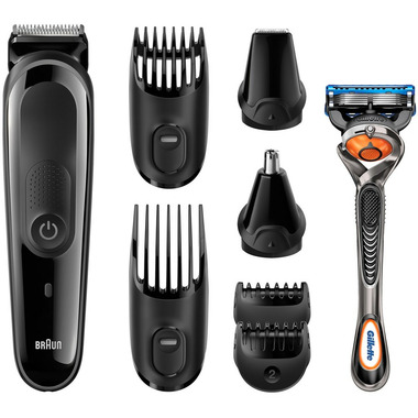 Braun 8-in-1 Multi Grooming Kit