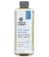 Nature Clean Liquid Hand Soap