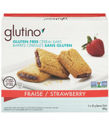 Glutino Gluten Free Breakfast Bars Strawberry
