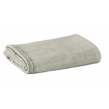 Halfmoon Cotton Yoga Blanket Alpine Weave