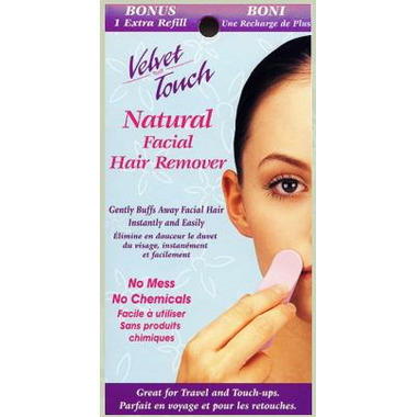 Velvet Touch Natural Facial Hair Remover