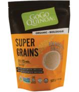 GoGo Quinoa amaranthe Super grains