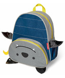 Skip Hop Zoo Packs Little Kid Backpack Bat