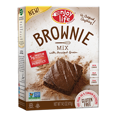 Enjoy Life Brownie Baking Mix
