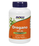 NOW Foods Oregano 450 mg