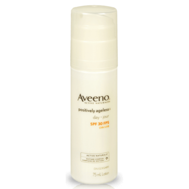 Aveeno Active Naturals Absolutely Ageless Daily Moisturizer SPF 30