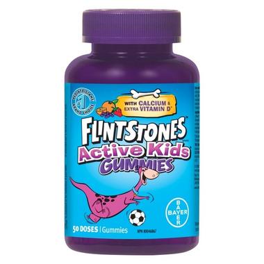 Flintstones Active Kids Gummies