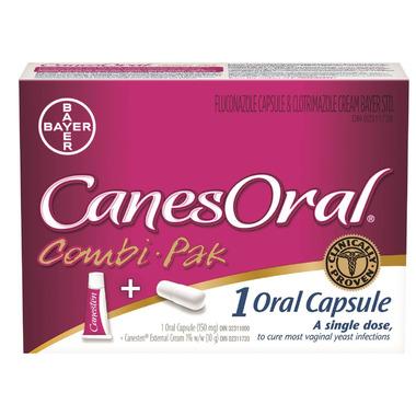 CanesOral Combi-Pak Single Dose