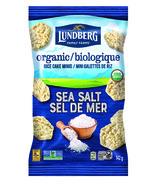 Lundberg Sea Salt Organic Rice Cake Minis
