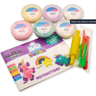 Scentco Air Dough Unicorn World