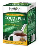 Herbion Cold & Flu Remedy Herbal Granules