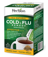 Herbion Cold & Flu Remedy Herbal Granules