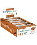 Simply Protein Bar Cinnamon Pecan Case