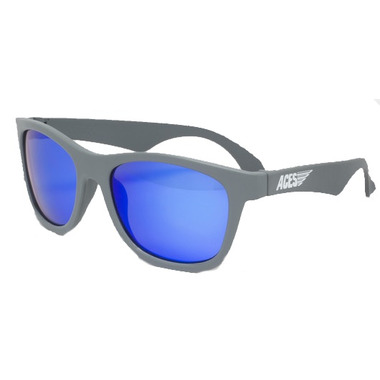 Babiators Aces Navigators Galactic Grey With Blue Lens