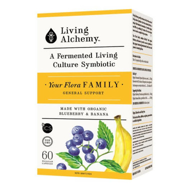 Living Alchemy Your Flora Family