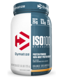 Dymatize Nutrition ISO100 Hydrolyzed Protein Powder Orange Dreamsicle