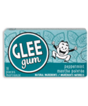 Glee Gum All Natural Peppermint Gum