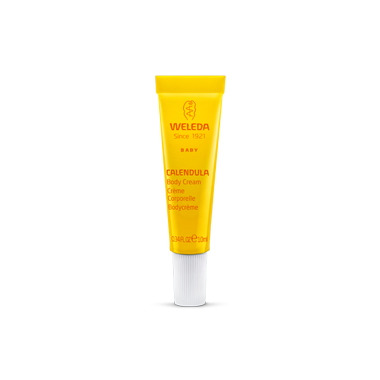 Weleda Baby Calendula Body Cream Travel Size