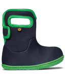 Bogs Baby Waterproof Boots Solid Navy