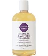 Joyous Health Natural Lavender Shampoo