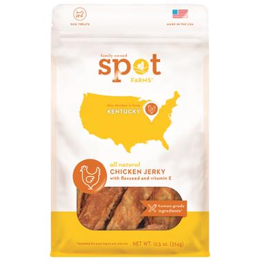 Spot Farms Chicken Jerky Dog Treats