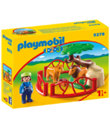Playmobil 1.2.3 Lion Enclosure