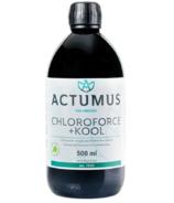 Actumus Chloroforce KOOL