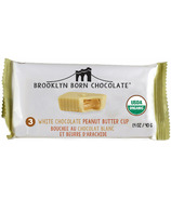 Brooklyn Born Chocolate White Chocolate Peanut Butter Cups