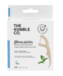 The Humble Co. Unflavoured Dental Floss Picks