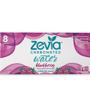 Zevia Blackberry Sparkling Water