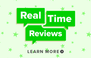 Real Time Reviews
