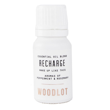 Woodlot Recharge Essential Oil Blend