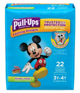 Huggies Pull-Ups Learning Designs Training Pants For Boys Jumbo Pack
