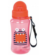 Lassig Little Monsters Drinking Bottle Mad Mabel