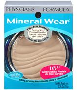 Poudre compact minérale pour pinceau de maquillage de Physician Formula