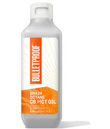 Bulletproof Café Brain Octane avec triglycérides à chaîne moyenne, grand format